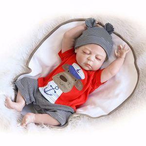 POUPÉE Bébés Reborn poupées complet bébé silicone corps 5