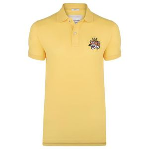 POLO ABERCROMBIE & FITCH Homme Polo Jaune
