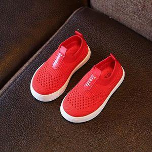 Chaussures de sport pour enfants garçons et filles nettes chaussures décontractées chaussures de sport chaussures de course WazmgMpA