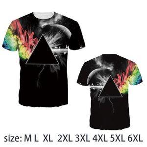 T-SHIRT Mode été Mode Hommes T-shirt de mode casual