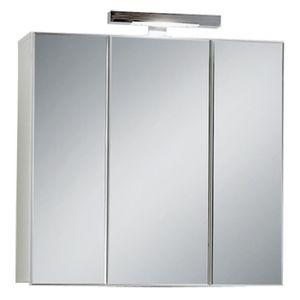 Rangement salle de bain achat vente rangement salle de for Meuble haut salle de bain une porte