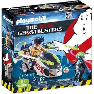 UNIVERS MINIATURE PLAYMOBIL 9388 - Ghostbusters Edition Limitée - St