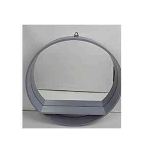 Grand miroir rond achat vente grand miroir rond pas for Miroir rond grand diametre