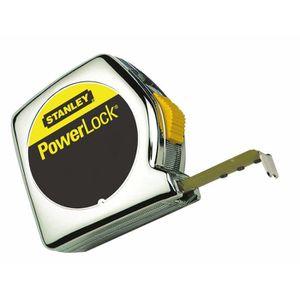 MÈTRE - RUBAN STANLEY Mètre ruban 3mx12,7mm Powerlock ABS