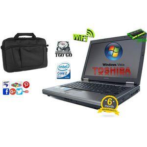 ORDINATEUR PORTABLE PC Toshiba Ordinateur Portable Toshiba tecra A10 I