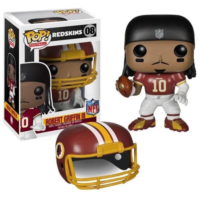 Figurine Funko Pop! NFL : Redskins : Robert Griffin III
