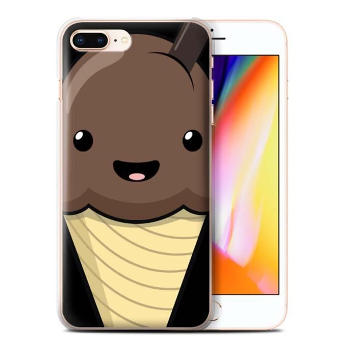 coque glacer pour iphone 8