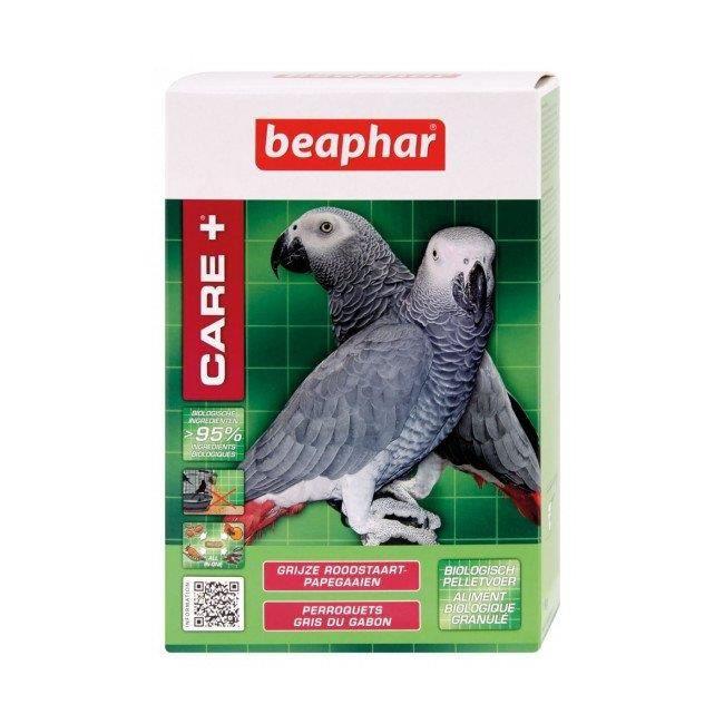 GRAINES Care+ pour perroquets gris du Gabon Boite 1 kg