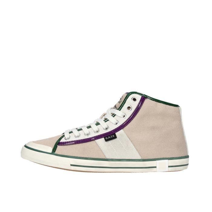e Beige Sneakers t 38 vert Femme D a wEBUA