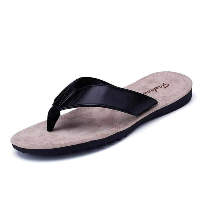 Thong Sandals Lightweight Shock Proof Outdoor Sports Flip Flops Slippers IN1LC Taille-40 1-2 n4iGKBScO