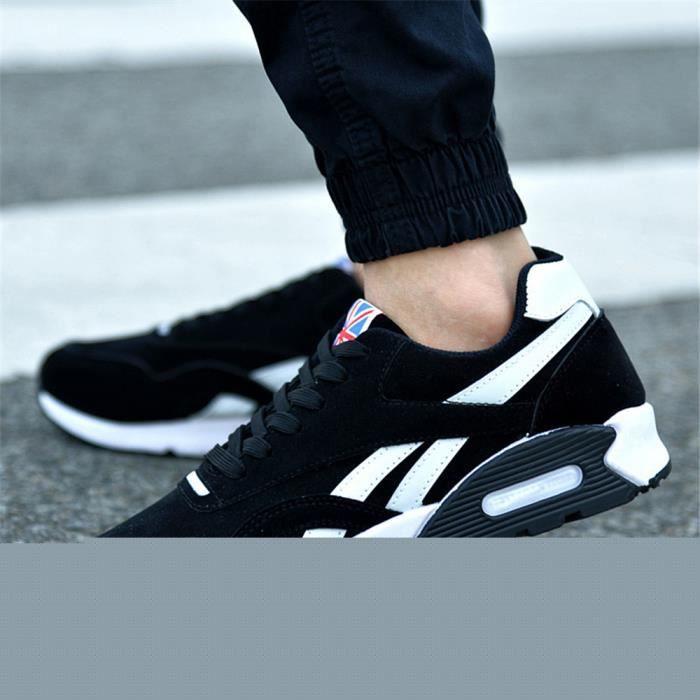 sportPlus 44 noir 39 Hommes Extravagant Basket 39 Confortable Taille Loisirs Sneaker Chaussures De qualité Haut De BFvagUqv