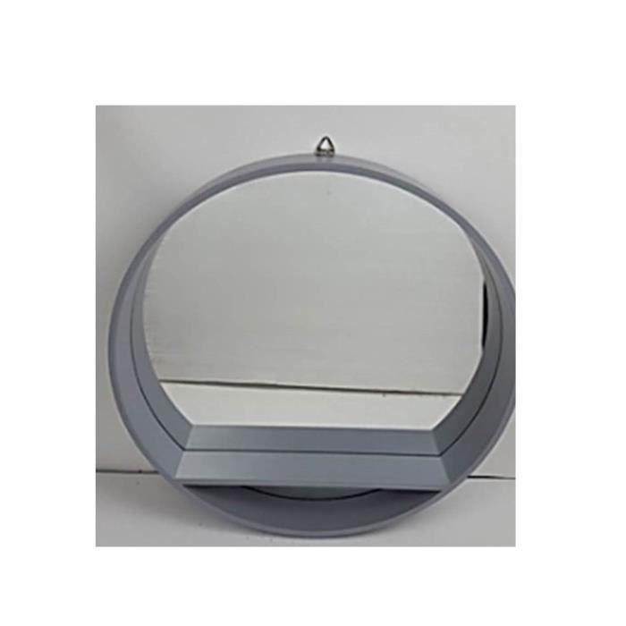 miroir rond 50 cm achat vente miroir rond 50 cm pas cher soldes d s le 10 janvier cdiscount. Black Bedroom Furniture Sets. Home Design Ideas