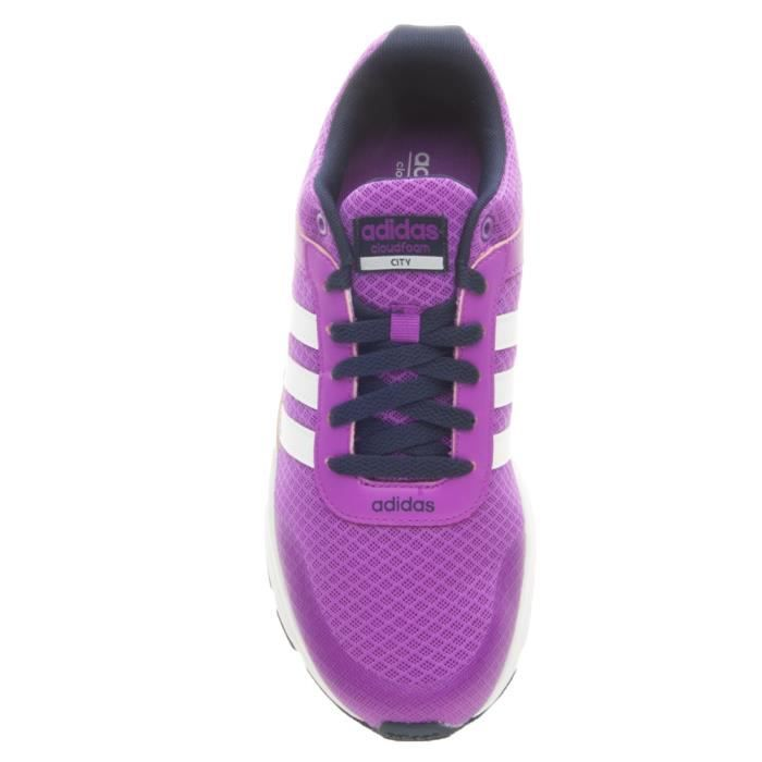 Chaussures Adidas Cloudfoam Vs City W AW4450