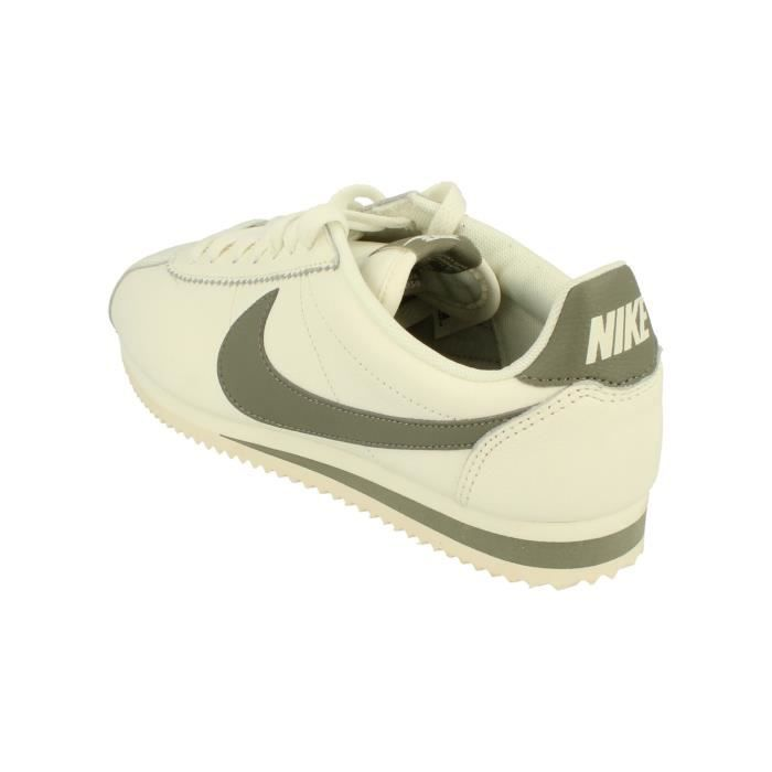 Nike Classic Cortez Leather Se Hommes Running Trainers 861535 Sneakers Chaussures 105
