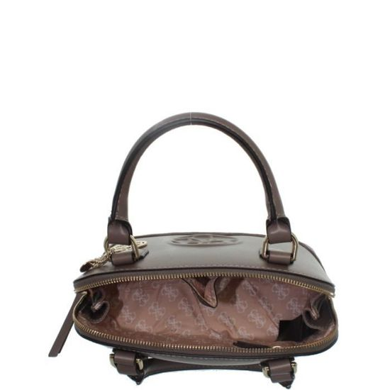 ca434bf875 Sac à main Guess Amy ref_guess37915-taupe - Achat / Vente Sac à main Guess  Amy ref_gu... - Cdiscount