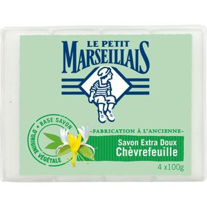 GEL - CRÈME DOUCHE LE PETIT MARESEILLAIS Savons Extra Doux  Chèvrefeu