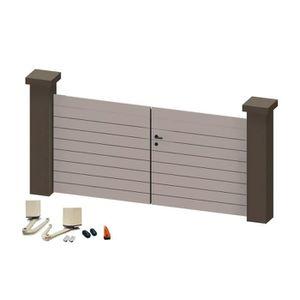 portail battant 3m achat vente portail battant 3m pas. Black Bedroom Furniture Sets. Home Design Ideas