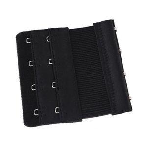 BRETELLE SOUTIEN-G. 1 rallonge extensible noir soutien gorge 4 crochet 78e909e9835