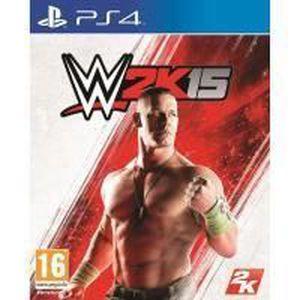 JEU PS4 WWE 2K15 Jeu PS4