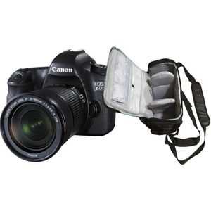 PACK APPAREIL RÉFLEX Canon 6D + EF 24-105mm f/3.5-5.6 IS STM + Sac d'ap