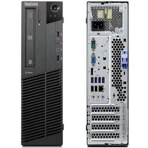 ORDI BUREAU RECONDITIONNÉ PC de bureau reconditionnée Lenovo ThinkCentre M81