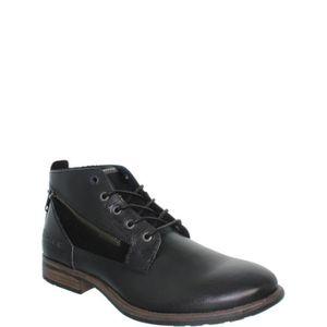 BOTTINE Boots skins Cleff en cuir ref_cle38223-