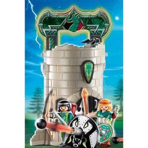 ASSEMBLAGE CONSTRUCTION Playmobil - 4775 - Figurine - Tour des Chevaliers
