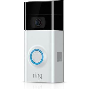 INTERPHONE - VISIOPHONE RING Visiophone connecté Doorbell V2