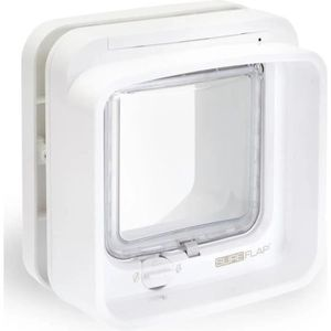 CHATIÈRE - TRAPPE SUREFLAP DualScan Chatière à puce électronique bla