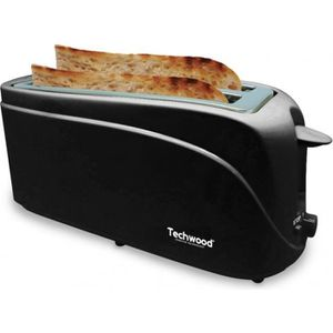 GRILLE-PAIN - TOASTER TECHWOOD TGP506 Grille pain - Noir