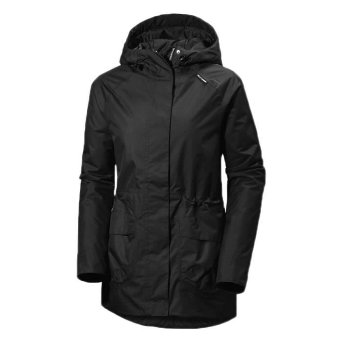 HELLY HANSEN Manteau Imperméable Appleton Insulated - Femme - Noir