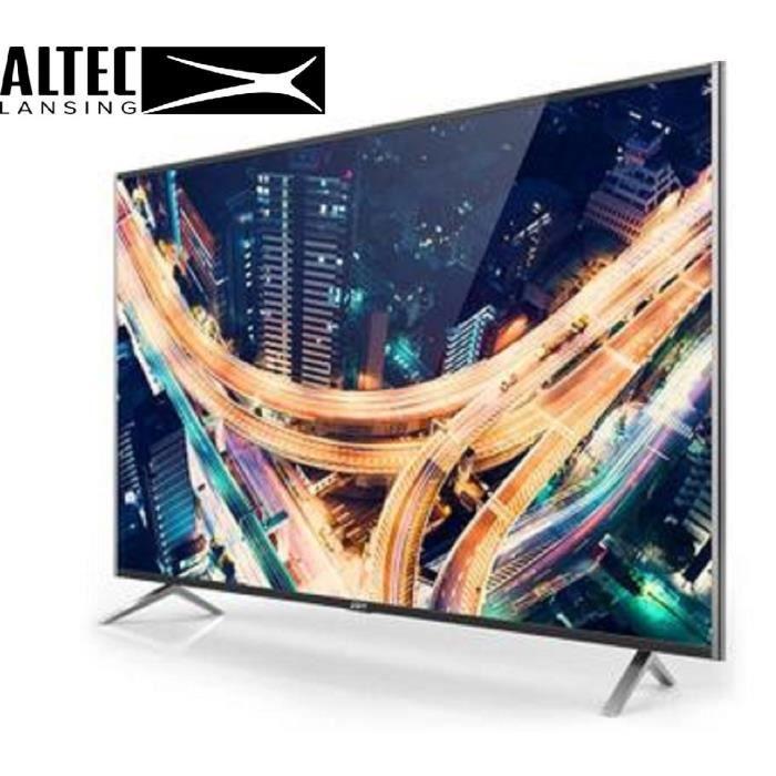 """TV LED 4K UHD SERIE SLIM 55"""" - 140 cm Mode Hôtel Altec Lansing_0"""