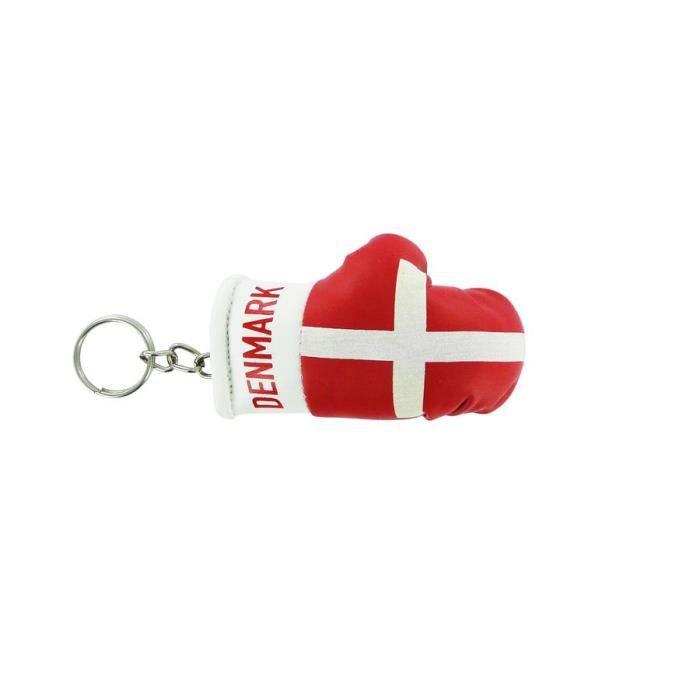 Porte clé clés clefs drapeau bahamas gant de boxe flag