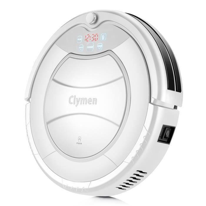 Clymen Q7 Robot Aspirateur Un Robot Aspirateur Nettoyeur Pour