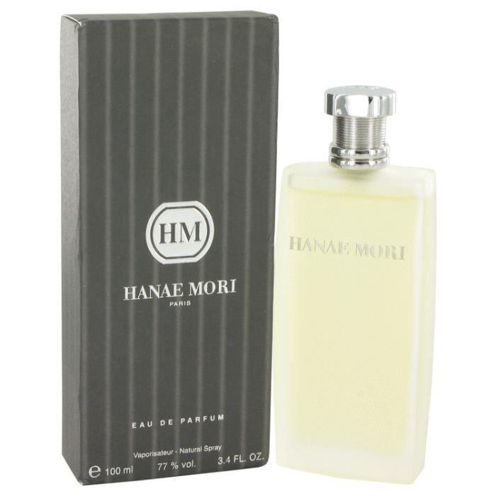 Eau Mori Ml De 100 Homme Vaporisateur Parfum Hanae Y2IWH9ED