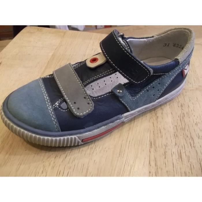 Chaussures enfants Baskets garçons Little Mary P31 PzrOLr