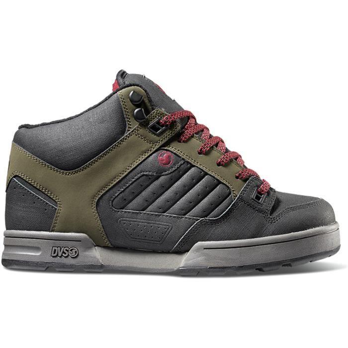 Entièrement Cuir Militia Chaussures Neige Homme Nouveau DVS