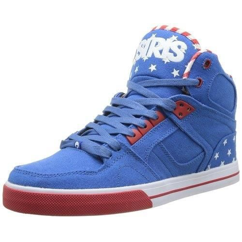 Sneakers Homme samples shoes OSIRIS NYC 83 VLC Blue homegrown US 9 EU 42