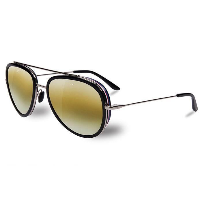 Vuarnet Edge Pilote Noir - Skilynx - Achat   Vente lunettes de ... 7d502803ce4c
