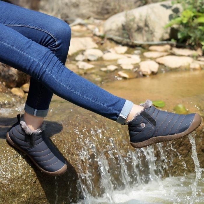 Botte Femme Femme Nouveau Slip-on High Top plates gris gris taille8 rVsy8qAObr