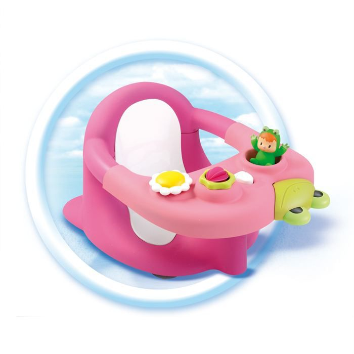 cotoons si ge de bain baby bath time rose rose achat. Black Bedroom Furniture Sets. Home Design Ideas