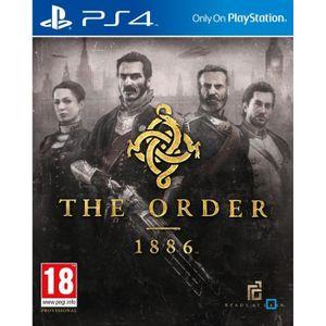 JEU PS4 The Order 1886 Jeu PS4