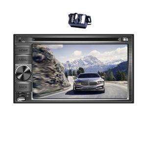 AUTORADIO Autoradio 6.2 '' Double Din voiture lecteur DVD av
