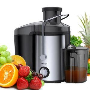 EXTRACTEUR DE JUS Extracteur de Jus Vertical 450ml pour Fruits et Lé