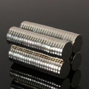 AIMANTS - MAGNETS Aimants à disque en néodyme minces