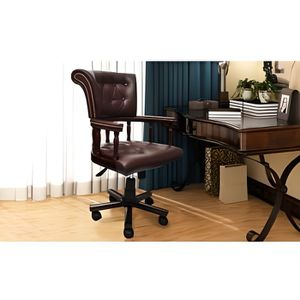 fauteuil chesterfield cuir achat vente fauteuil. Black Bedroom Furniture Sets. Home Design Ideas