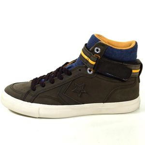 Converse Sneaker Bambino - Pro Blaze Hi Leather/Suede - 341618C