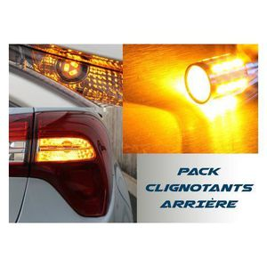 Pack Clignotant Arriere Led Pour Renault Clio Iii