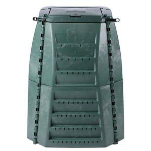 COMPOSTEUR - ACCESSOIRE Garantia Thermo-Star composteur 400 L, vert