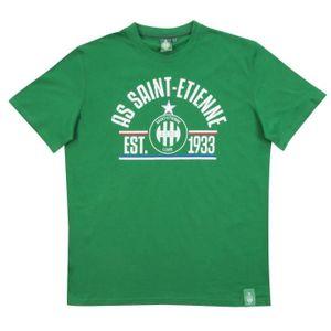 MAILLOT DE FOOTBALL T-shirt ASSE - Collection officielle AS SAINT ETIE